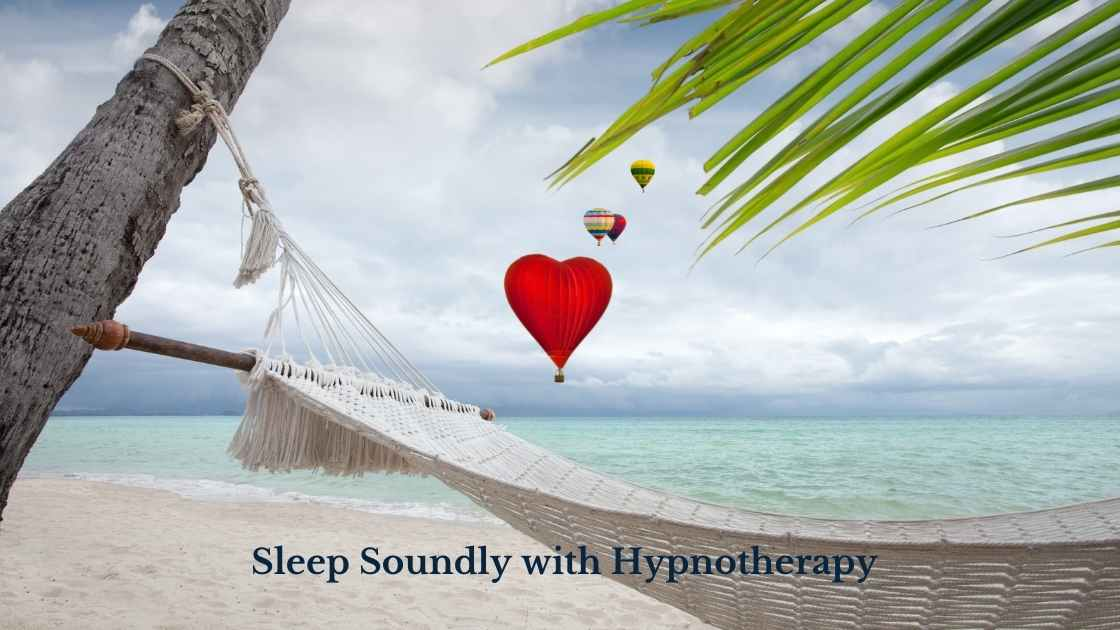 Sleep Soundly with Hypnotherapy